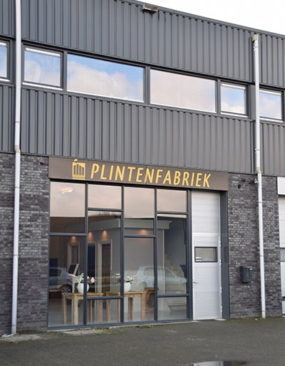 Plintenfabriek - Showroom